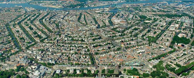 Amsterdam Areas - Neighborhoods