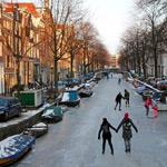 Climate Amsterdam - Winter