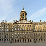 Royal Palace Baroque Style Architecture