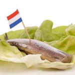 Dutch food - Hollandse nieuwe