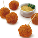Dutch food - bitterballen