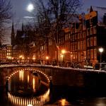Amsterdam in February
