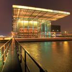 Muziekgebouw aan 't IJ - Oostelijk Havengebied Amsterdam