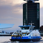 Public Transport Ferry Amsterdam