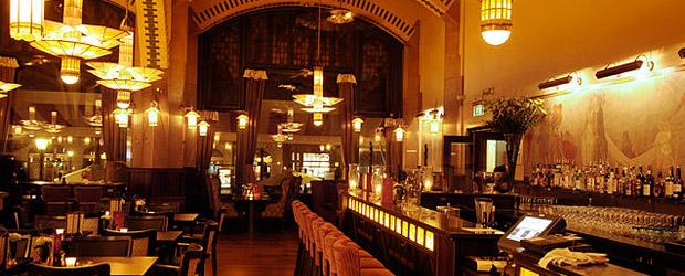 Grand cafés in Amsterdam