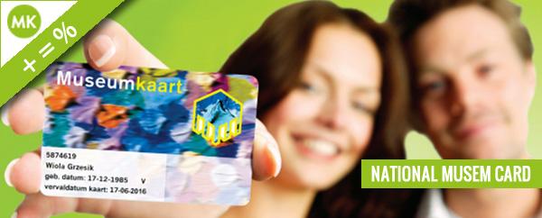 Museumkaart discount amsterdam