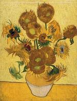 Van Gogh Museum Zonnebloemen