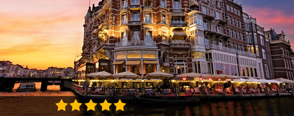 Best Hotels In Amsterdam Featured By