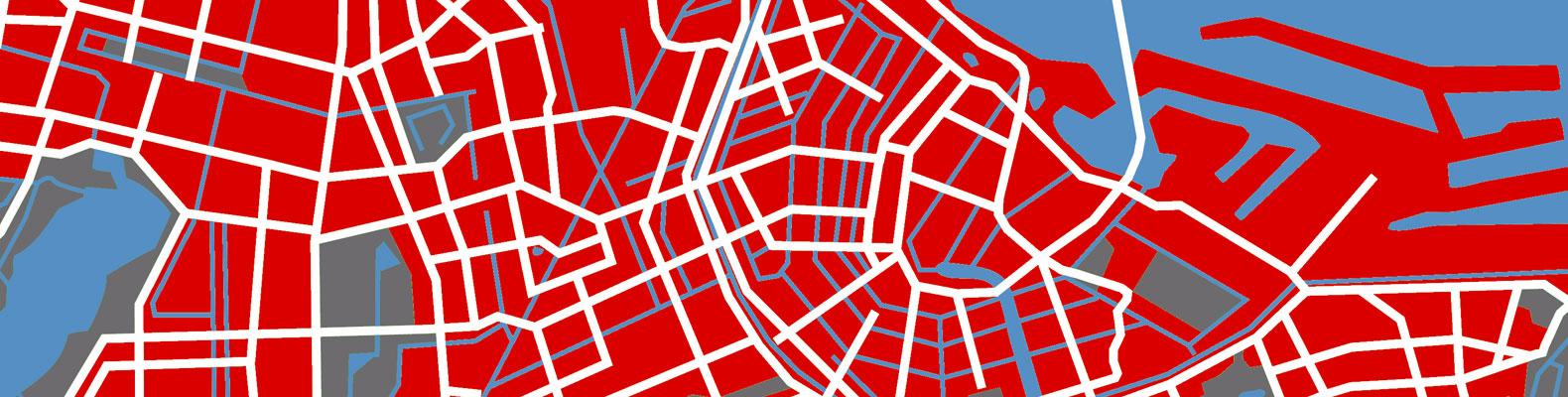 Plattegrond-rood-Amsterdam-Tourist-Information