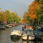 Climate Amsterdam - Autumn