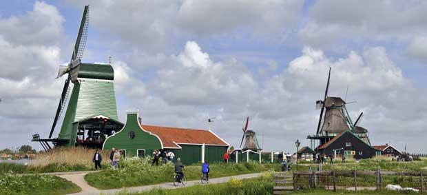 Zaanse Schans - Architecture