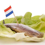 Dutch food - Hollandse nieuwe