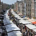 Albert Cuyp Market - De Pijp Area