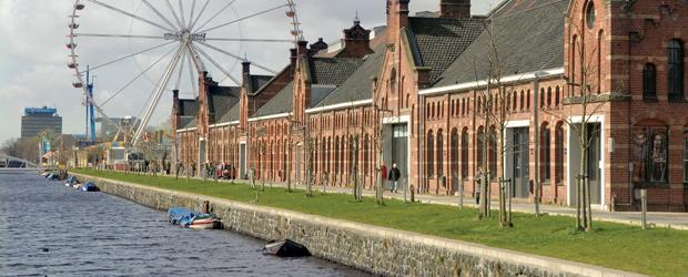 Westerpark Area Amsterdam