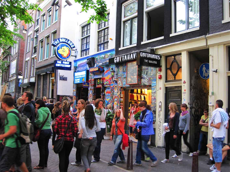 Bulldog for Bulldog hotel amsterdam