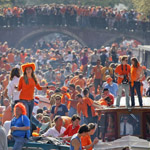 King's Day - April in Amsterdam
