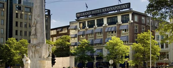 Nh Grand Hotel Krasnapolsky Featured Hotel By