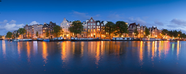 Hottest new hotels in Amsterdam 2014