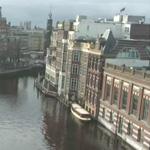Amstel River Webcam Amsterdam
