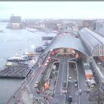 Central Station Amsterdam webcam