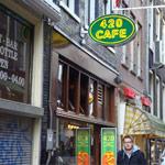 420 Café Amsterdam Coffeeshop