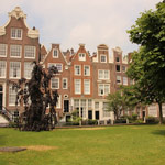 free things to do in amsterdam Begijnhof-Amsterdam