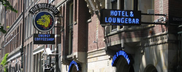 Smoker friendly hotels & hostels in Amsterdam