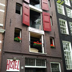 Smoker Friendly hostel in Amsterdam Budget